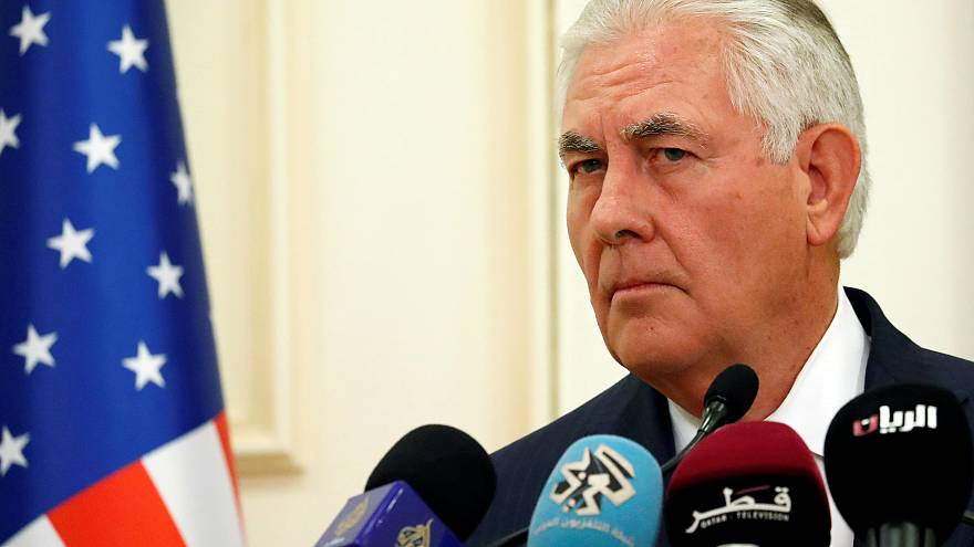 لا دور للأسد وعائلته في مستقبل سوريا وفق تيلرسون