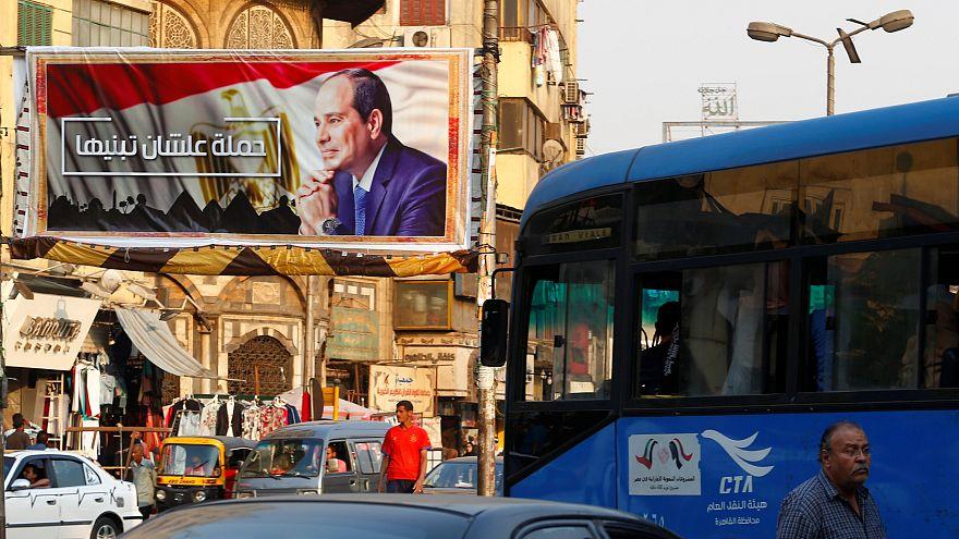 أنصار السيسي يحشدون له التأييد قبيل الانتخابات