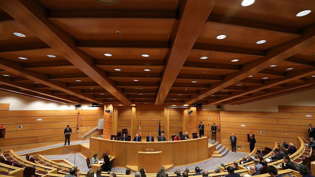 Στη συνεδρίαση της Γερουσίας κρίνεται η αυτονομία της Καταλονίας