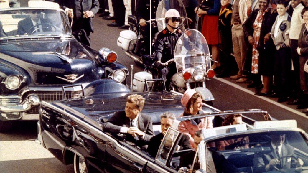 Tod in Dallas: US-Geheimdienste blockieren Veröffentlichung von Kennedy-Akten