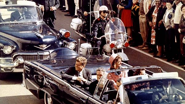 Убийство Кеннеди: секретные материалы?
