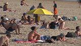 Аномально жаркая погода в Португалии