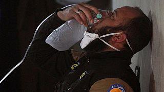 تقرير دولي يحمل حكومة الأسد مسؤولية هجوم السارين في خان شيخون