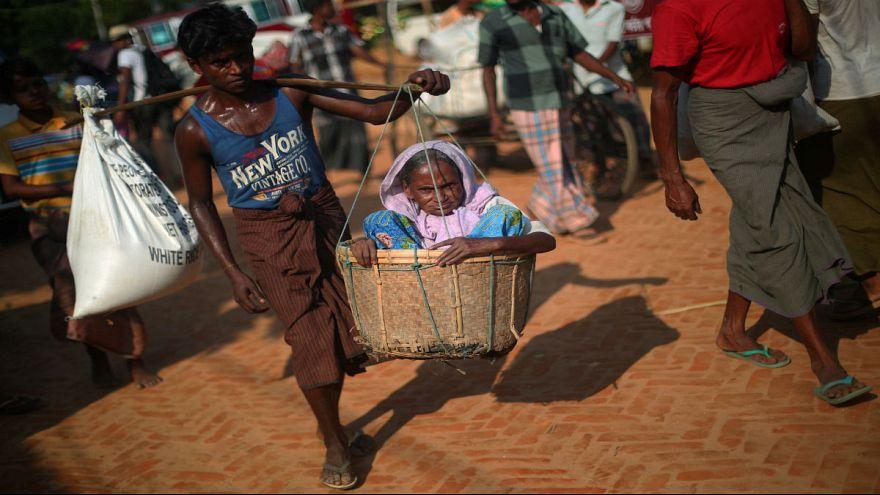 الخارجية الأمريكية قلقة من تعرض الروهينغا لأعمال وحشية