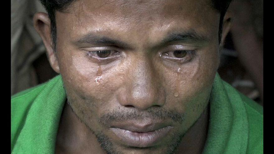 Le témoignage poignant d'un réfugié rohingya