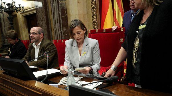 Rajoy demande au Sénat le droit de révoquer l'exécutif catalan