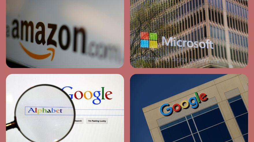 Üç teknoloji devinin üç aylık geliri 96 milyar dolar oldu