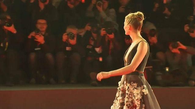 Ouverture du festival international du film de Rome