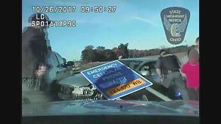 A 10 ans, il vole une voiture tente de semer la police