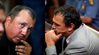 'Coffin assault' duo jailed: South Africa twitter space 'explodes'
