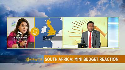 South Africa's mini budget policy [The Morning Call]