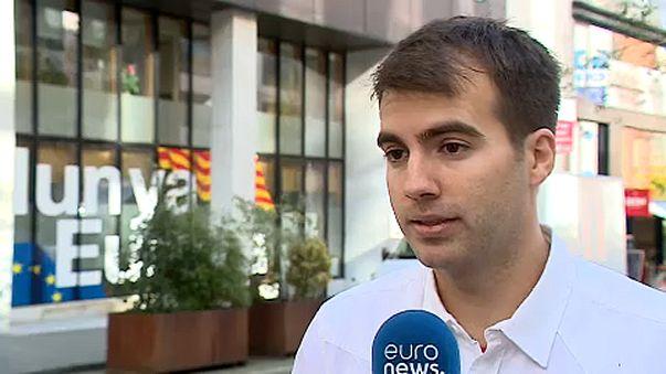 """الباحث الأكاديمي ألفارو أوليارت ليورونيوز:""""كتالونيا  تشق طريقها نحو العزلة"""""""