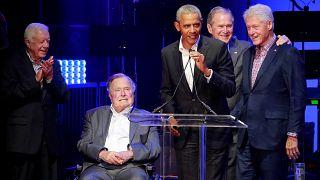 جورج بوش الأب: تهمة ثالثة بالتحرش