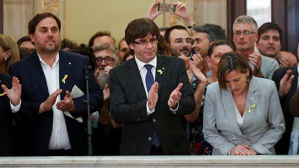 10 puntos claves de la resolución aprobada en el Parlamento de Cataluña