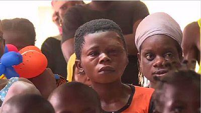 Côte d'Ivoire : les malades de Noma retrouvent le sourire