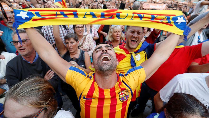 قادة أوروبا يرفضون استقلال كتالونيا