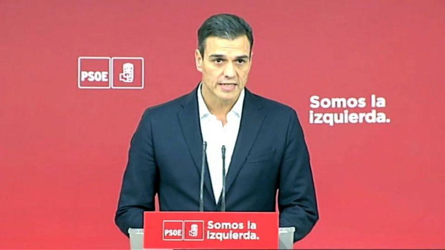 El PSOE condena la resolución aprobada por el Parlament
