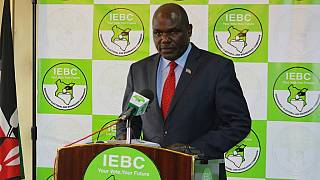 Kenya's IEBC calls off postponed election in four protesting counties