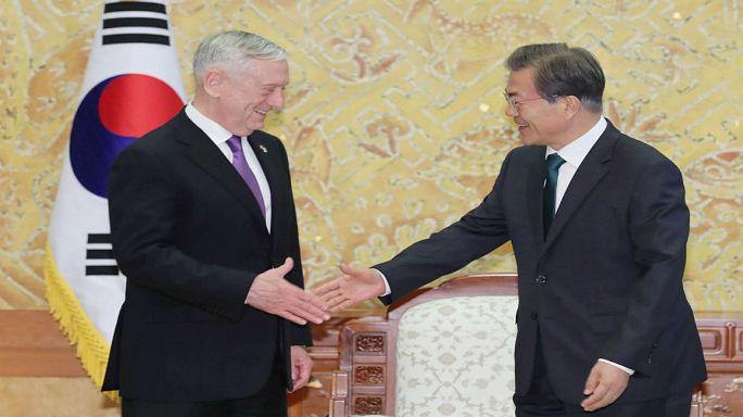 США грозят Северной Корее ударом