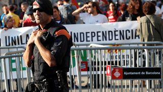 مادرید رییس پلیس کاتالونیا را عزل کرد