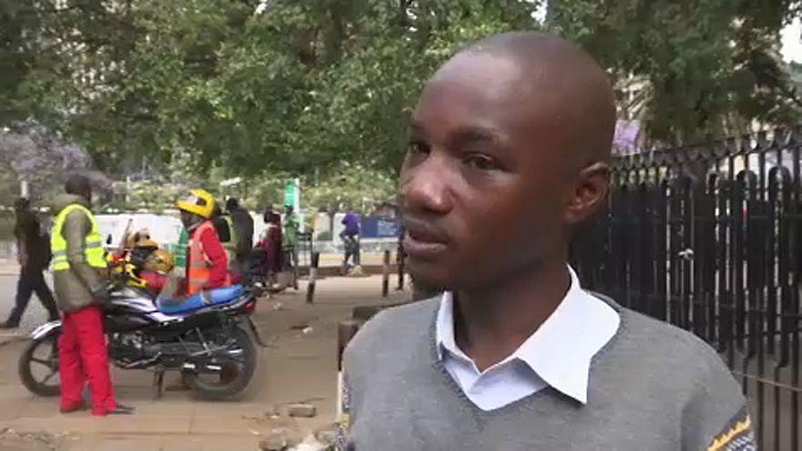 Véget értek a zavargások, de maradt a politikai bizonytalanság Kenyában
