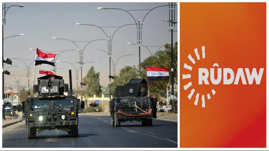 دولت عراق دستور تعطیلی شبکه کُردی «روداو» را صادر کرد