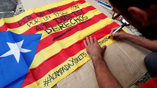 Puigdemont resiste a Madrid e persiste na via da independência