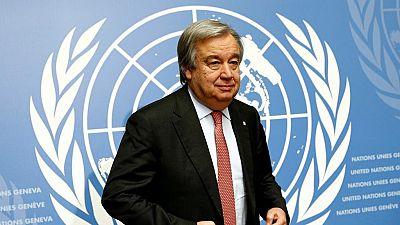 Le patron de l'ONU veut renforcer la mission en Centrafrique