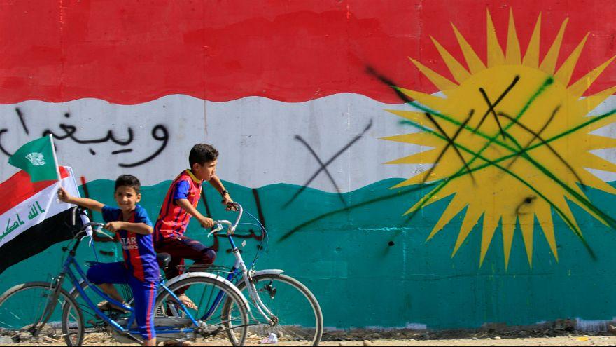 آینده نامشخص اقلیم کردستان عراق یک ماه پس از رای به استقلال