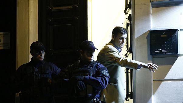 Eλεύθεροι αφέθηκαν οι προσαχθέντες για τη δολοφονία Ζαφειρόπουλου