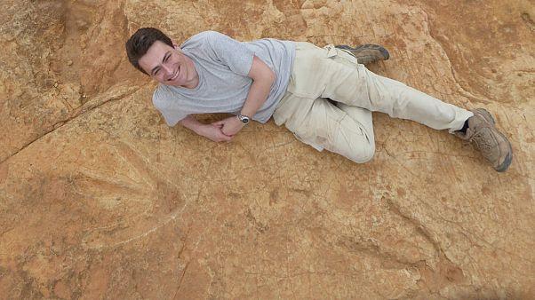 اكتشاف آثار ديناصورات آكلة لحوم عاشت قبل 200 مليون عام