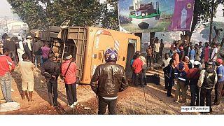 Niger : 26 Nigérians tués dans un accident de la route