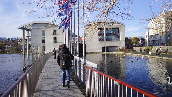 Elecciones en Islandia