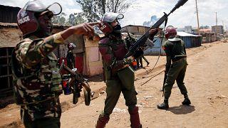 Kenia: Straßenschlachten in Nairobi