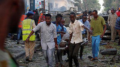 Forte explosion dans le centre de Mogadiscio — Somalie