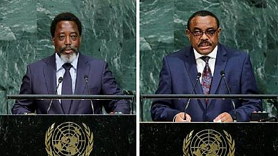 Ethiopia, DRC govts risk losing legitimacy over crackdown on peaceful protests
