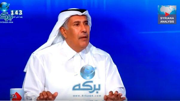 Katar eski başbakanı: Silahlar Türkiye üzerinden gidiyordu