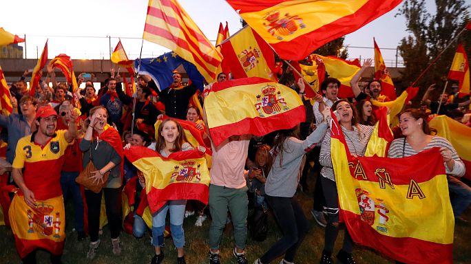 Споры о статье 155 конституции Испании