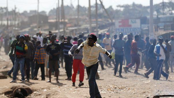 أعمال عنف وفوضى في كينيا