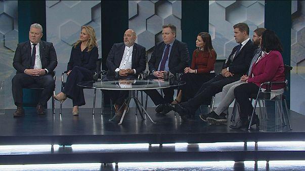 Ungewisse Regierungsbildung nach den Parlamentswahlen in Island