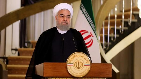 """روحاني: """"أنتجنا.. وننتج.. وسنواصل إنتاج الصواريخ"""""""