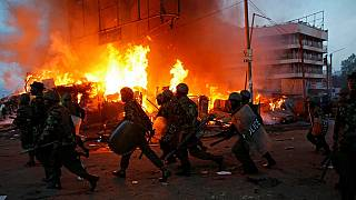 Kenya : les ONG dénoncent l'extrême brutalité policière
