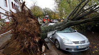 #Herwart: Sturm, Fluten und keine Bahn - 10 der besten Tweets