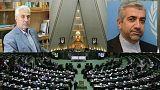 مجلس ایران به وزیران پیشنهادی علوم و نیرو رای اعتماد داد