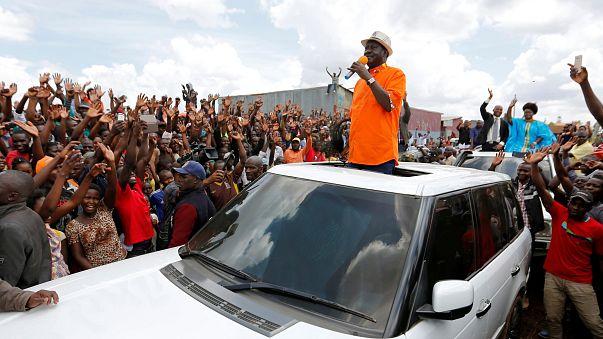 Raila Odinga: Wahlen waren Betrug