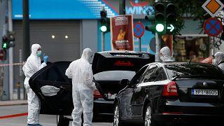 Arrestato sospetto attentatore dell'ex premier Papademos