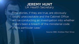 Скандал в британском правительстве