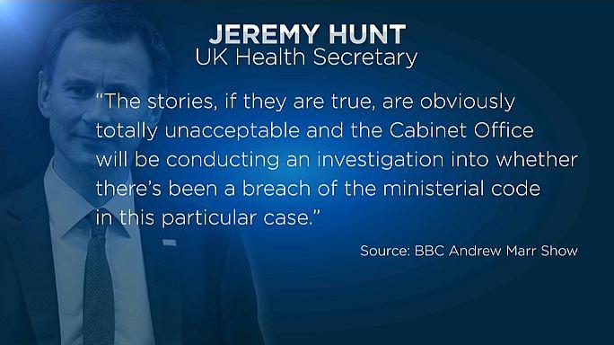 Nouveau scandale sexuel au Royaume Uni