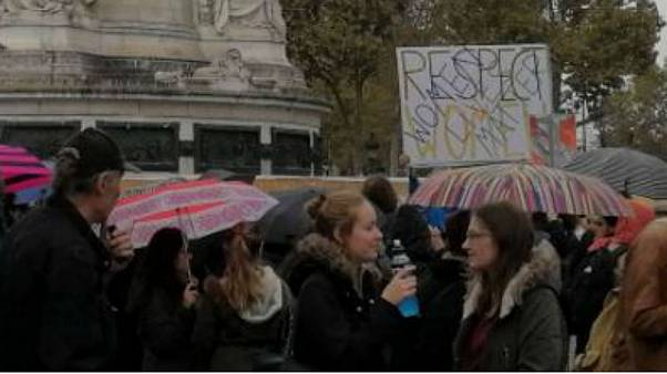 #Metoo campaign sparks rallies against sexual harassment across France