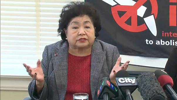 Hirosimai túlélő is átveszi a Nobel-békedíjat